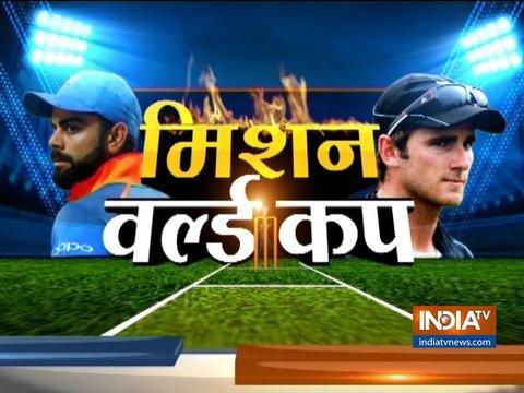 न्यूजीलैंड ने जीता टॉस, पहले बल्लेबाजी का फैसला