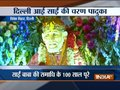 Shirdi Sai padukas arrive in Delhi, thousands gather for 'darshan'