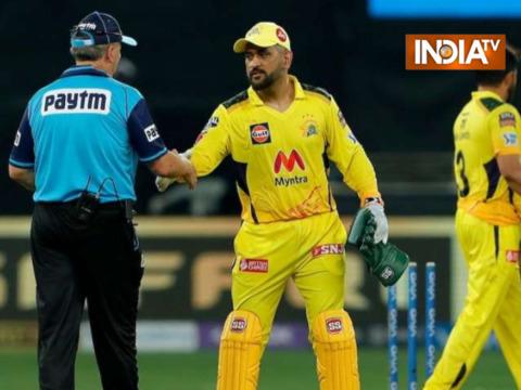 IPL 2021: CSK ने MI पर दर्ज की 20 रनों से रोमांचक जीत