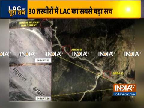Kurukshetra: Fresh satellite images uncover China's ploy in Galwan Valley