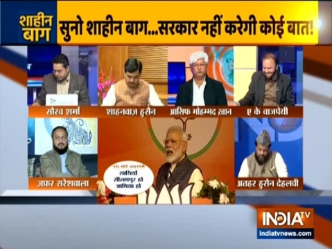 'Coincidence' or 'experiment': Debate on PM Modi's Shaheen Bagh protest remark at Karkardooma rally