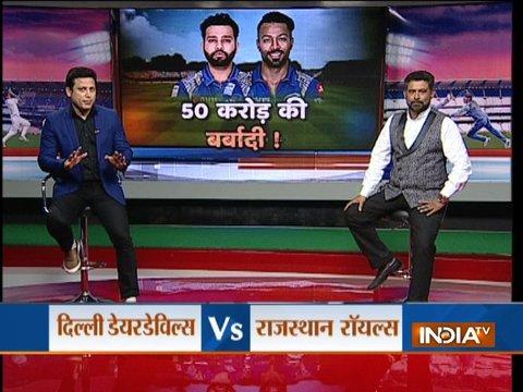 IPL 2018: Royal Challengers Bangalore beat Mumbai Indians, eye play-offs
