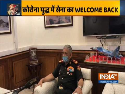 EXCLUSIVE | CDS Gen Bipin Rawat talks about corona warriors, Handwara encounter and other issues