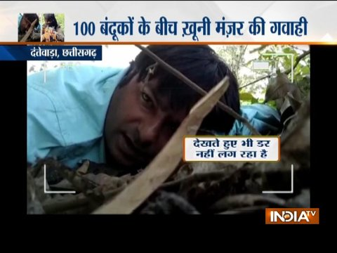 India TV special report on Dantewada naxal attack