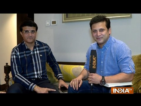 Don't think Dravid had a role in Chappell's decision to remove me: Sourav Ganguly to India TV