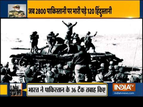 The importance of Battle of Longewala in Indian history