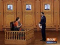 Aap Ki Adalat: Smriti Irani talks about contesting election from Amethi seat