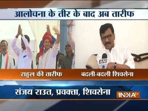 Rahul Gandhi capable of leading India, says Shiv Sena's Sanjay Raut