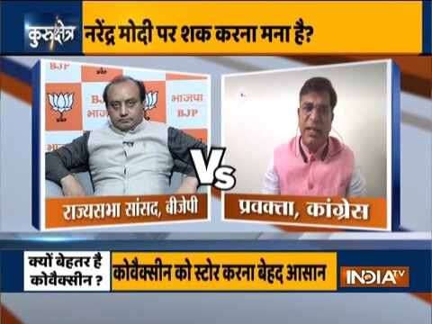 Kurukshetra| BJP-Congress exclusive debate on Covid management by Modi govt