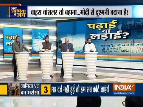 कुरुक्षेत्र | क्या प्रधानमंत्री मोदी के खिलाफ़ अलग-अलग यूनिवर्सिटी में हंगामा स्क्रिप्टेड है?