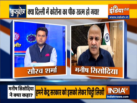 Centre mismanaged vaccine production: Manish Sisodia | Exclusive