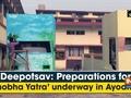 Deepotsav: Preparations for 'Shobha Yatra' underway in Ayodhya