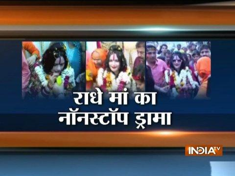 Radhe Maa non-stop controversy continues