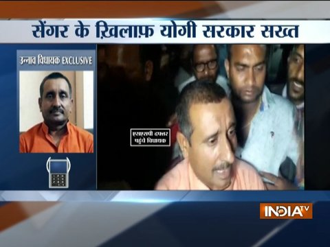 Ready to face any punishment, if found guilty: BJP MLA Kuldeep Sengar