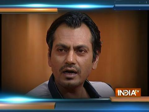 I thank god that despite my avg look I am acting as hero in the movie, says Nawazuddin Siddiqui