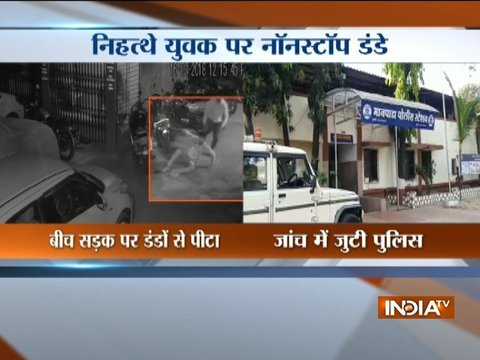 Maharashtra: Miscreants attack youth in Dombivli, incident caught on camera