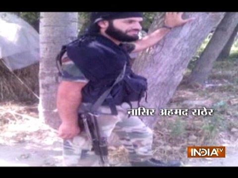 CRPF jawan shot dead at home by terrorist in Jammu & Kashmir's Pulwama