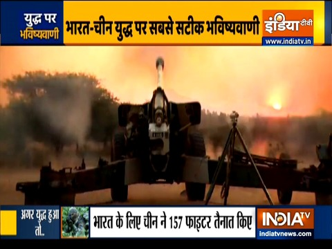 Kurukshetra: India's military power capable of toppling China, claims American report