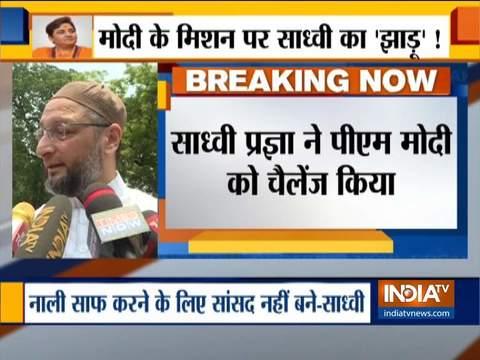 AIMIM चीफ असदुद्दीन ओवैसी ने PM मोदी पर किया हमला