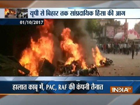 Clash breaks out during Muharram procession in Kanpur