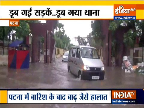 Patna waterlogging reveals many plans have remained on paper