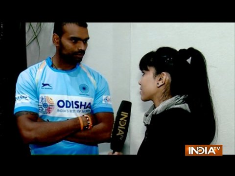 PR Shreejesh admitted that there is a long way to go before he hits top form