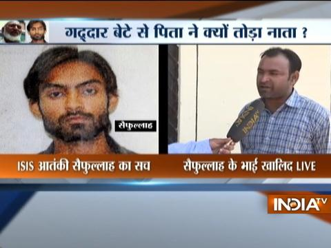 Lucknow Encounter: ISIS suspect Saifullah family members denies to take his body