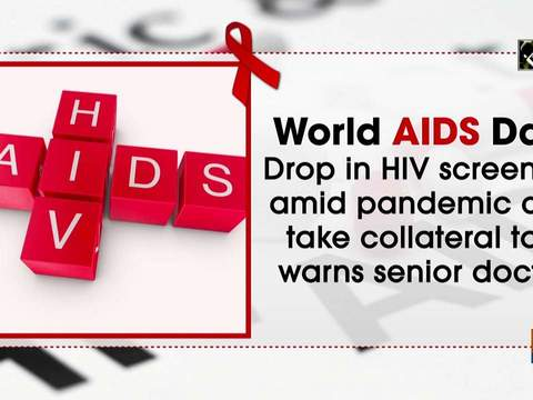 World AIDS Day: Drop in HIV screening amid pandemic can take collateral toll, warns senior doctor