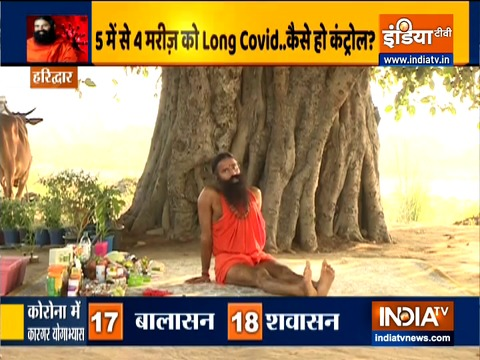 Swami Ramdev shares how to recover from the weakness causes by COVID-19
