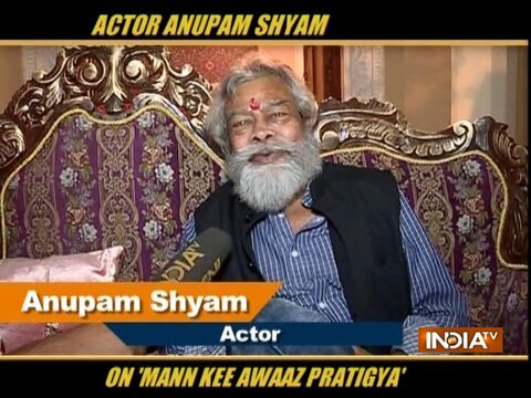 Mann Kee Awaaz Pratigya 2 actor Anupam Shyam talks about his return to TV