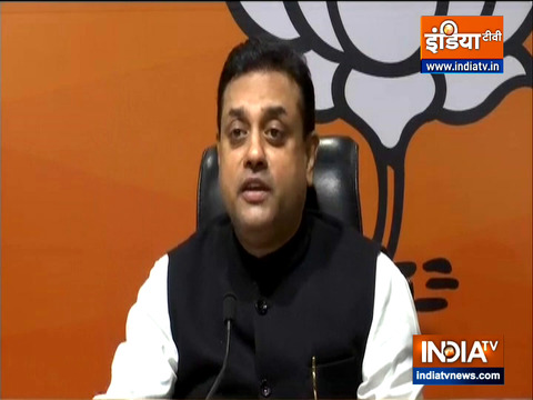 'News Click' portal working with a special agenda to defame India: Sambit Patra