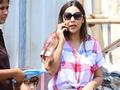 Birthday girl Gauri Khan spotted with son AbRam