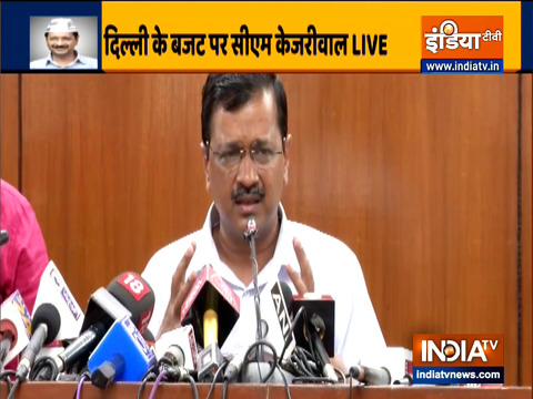 Free water and electricity will continue in Delhi: Kejriwal