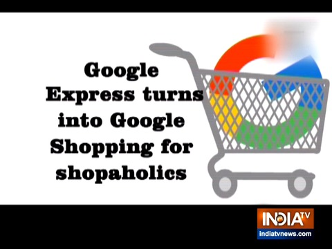 Google Express turns into Google Shopping for shopaholics