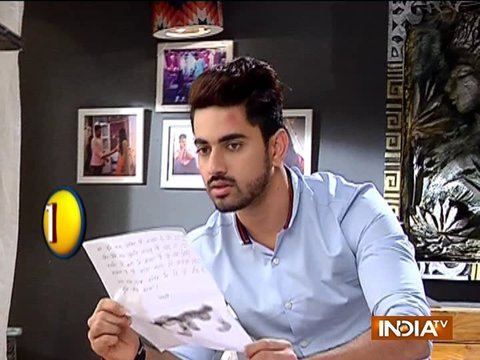 Neel finds Avni's secret letter