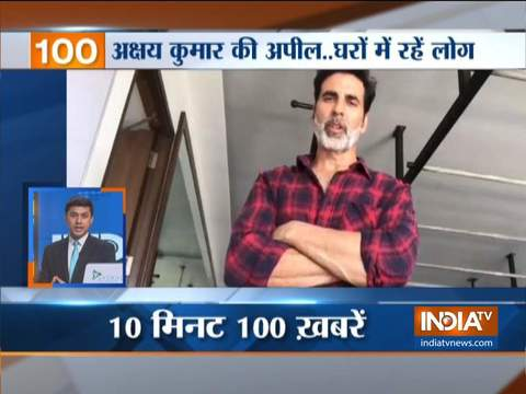 News 100 | March 25, 2020
