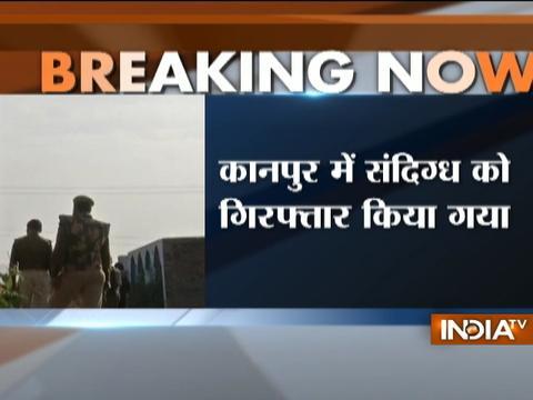 UP ATS corners suspected terrorist in Lucknow; encounter underway
