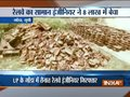 Railway engineer at UP's Gonda arrested for illegally selling government property worth lakhs