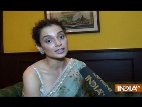 Talent is not always mandatory element that will fetch work in film industries: Kangana Ranaut