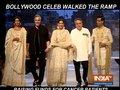 Karan Johar, Sonam Kapoor, Shweta Bachchan walked the ramp for Abu Jani-Sandeep Khosla