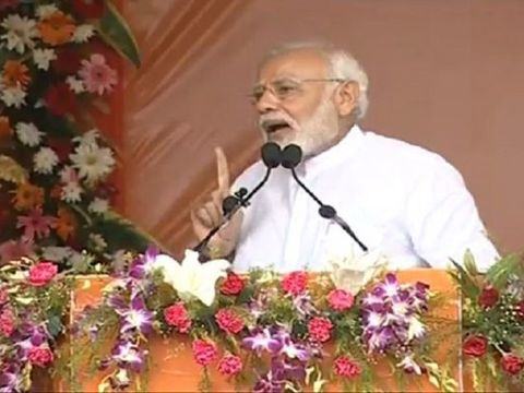 PM Modi launches revival of fertiliser plant in Odisha