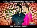 Bollywood stars attend Kapil Sharma, Ginni Chatrath's wedding reception