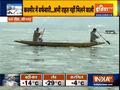 Watch: Kashmir's famous Dal Lake froze on Thursday