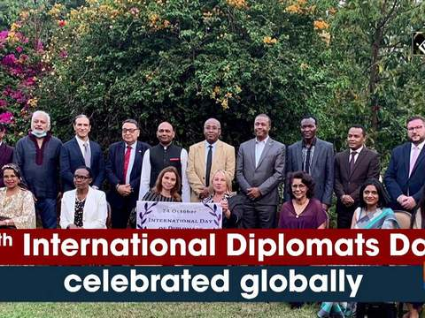 4th International Diplomats Day celebrated globally