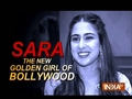 Sara Ali Khan: The new golden girl of bollywood