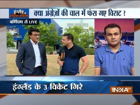 India vs England 1st Test: Did Virat Kohli miss a trick by not playing Kuldeep Yadav?