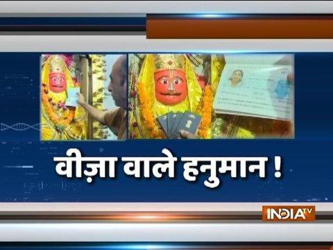 अहमदाबाद का हनुमान मंदिर जो देता है वीसा की गारंटी