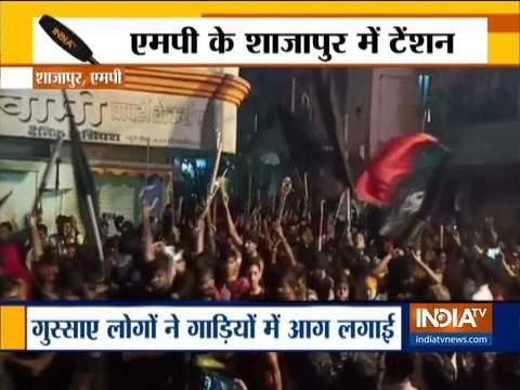 Madhya Pradesh: Clash breaks out during Muharram procession in Shajapur