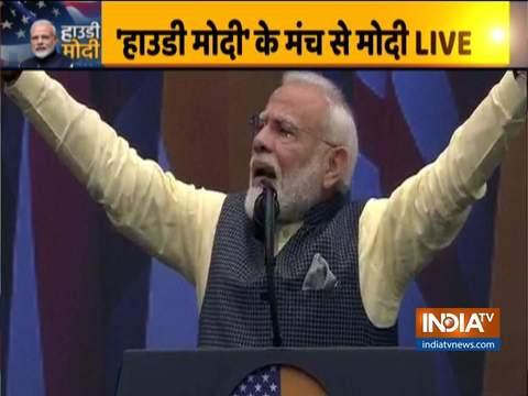 पीएम मोदी ने आतंकवाद को समर्थन देने के लिए पाकिस्तान पर साधा निशाना