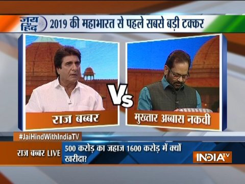 Rahul Gandhi is asking PM Modi the questions the people want to ask, says Raj Babbar